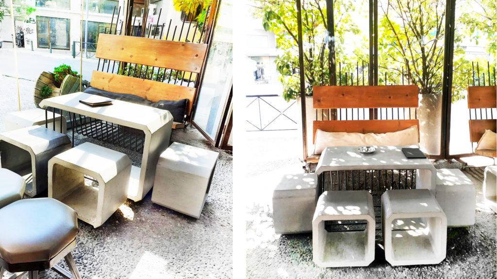 TMT furniture