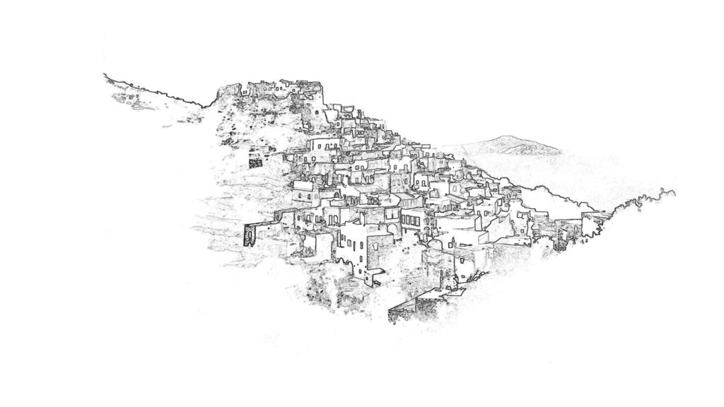 Emporios, Nisyros – Analysis of the traditional architecture